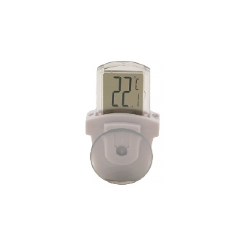 Термометр оконный электронный 80х50мм 50708