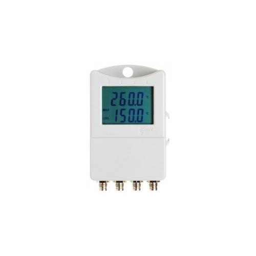 Термометр для 4 внешних зондов с дисплеем S0141