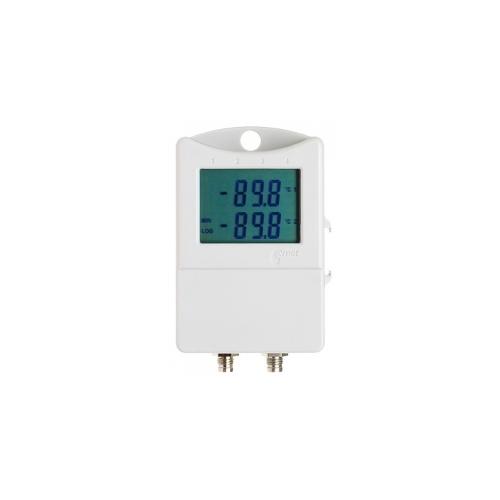 Двухканальный термометр для регистрации температур от двух внешних зондов S0121