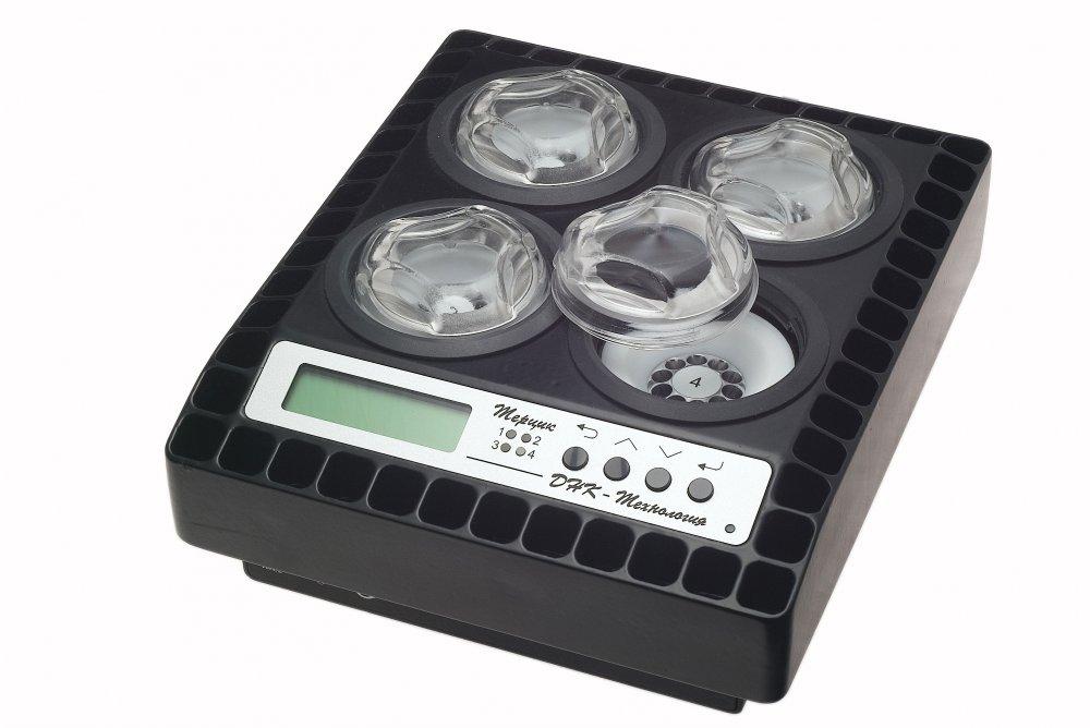 Термостат программируемый для проведения ПЦР анализа четырехканальный ТП4-ПЦР-01-Терцик