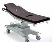 Buy The operating table Rapido (with undivided foot section)
