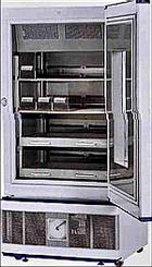 Аппарат лабораторный медицинский MedRef для обработки биоматериалов в условиях стабильных и низких температур BR 410 G