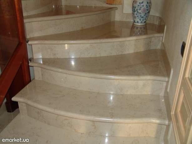 Купить Лестница мраморная 07