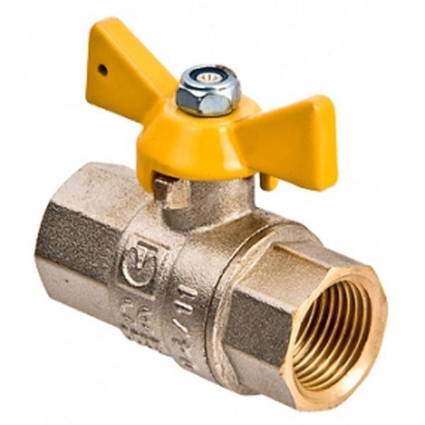 Кран шаровой газ высокого давления FIV