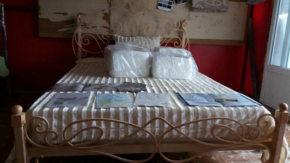 Купить Кованные кровати в Молдове