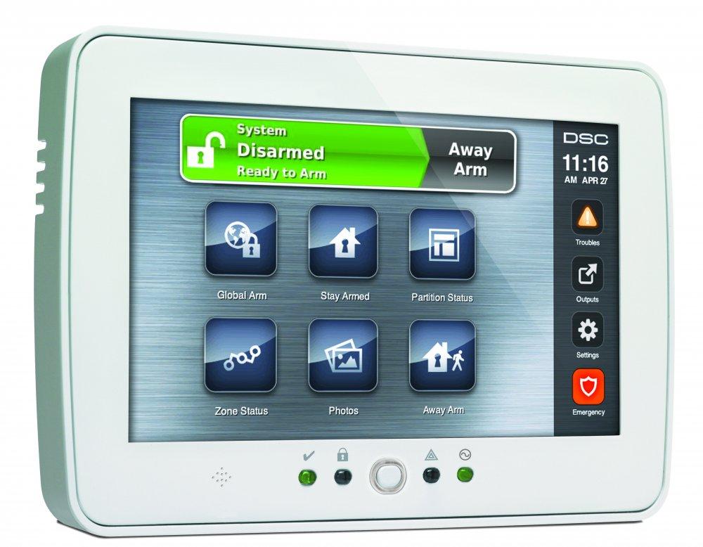 Buy Touchscreen DSC PTK 5507 keyboard