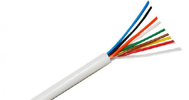 Buy Nonflammable cable European the superior quality of NPI 6 AF22 EURO (6x0,22 CU)