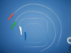 Катетер-отсасыватель оротрахеальный с вакуум-контролем (аспирационный) длина - 600 мм