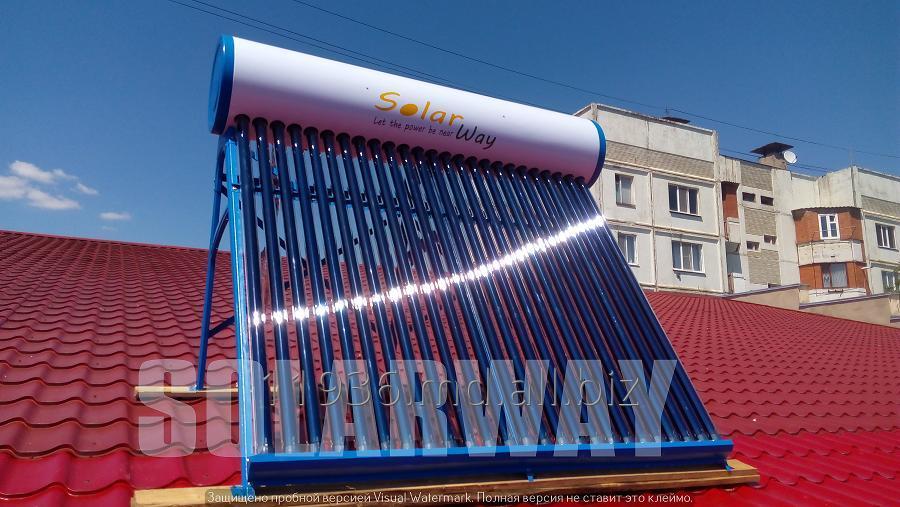Солнечный водонагреватель Solarway RIC-NG-25
