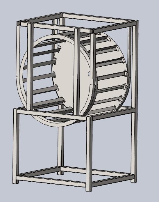Foundry apparatuur