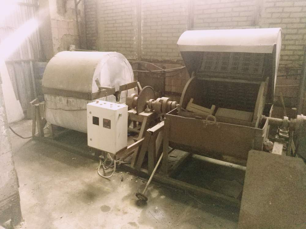 Foundry equipment