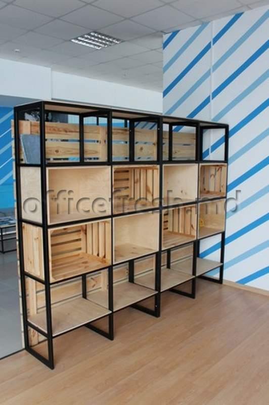 Купить Офисная мебель из фанеры