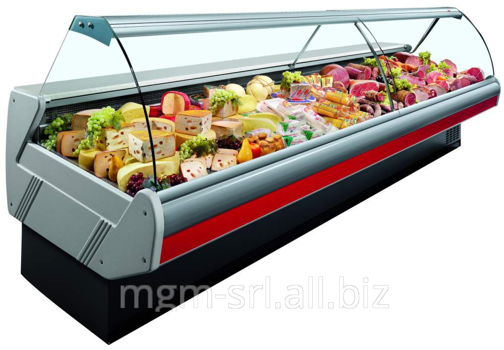The refrigerating and trade appliances for shops