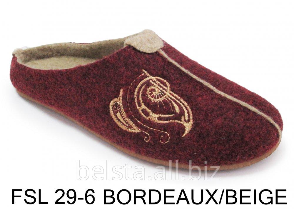 Обувь Pantoffel mit leicht erhöhtem Rand Belsta  vom Produzenten
