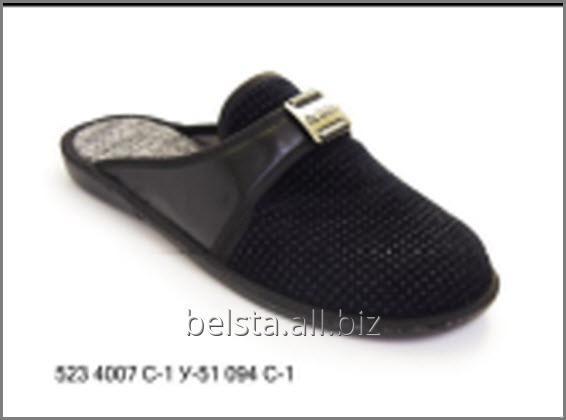 Купить Мужские стильные тапочки Belsta
