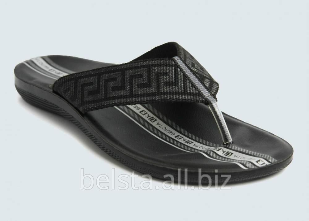 Обувь мужская пляжная ПУ 004