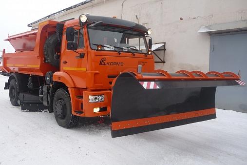 Комбинированная дорожная машина дмк-65