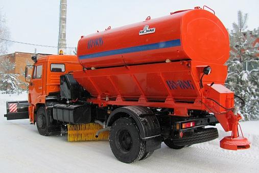 Комбинированная дорожная машина ко-806