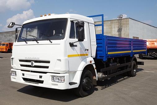 Бортовой автомобиль KAMAZ-4308-28 (R4)