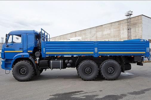 Бортовой автомобиль KAMAZ-43118-46