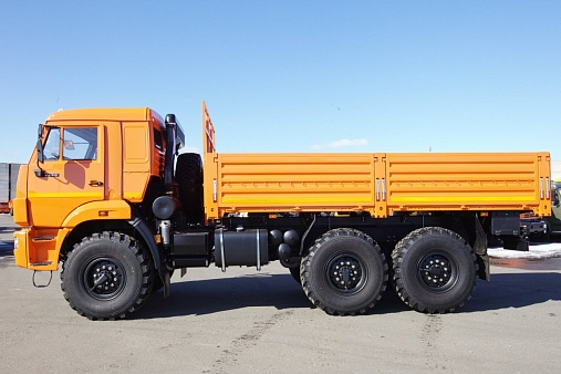 Бортовой автомобиль KAMAZ-5350-42