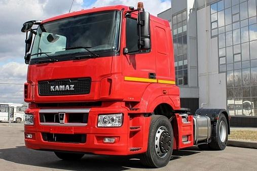 Седельный тягач KAMAZ-5490-87 (S5)