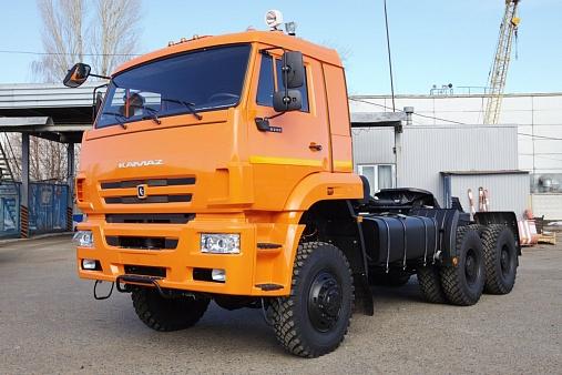 Седельный тягач  KAMAZ-65225-43