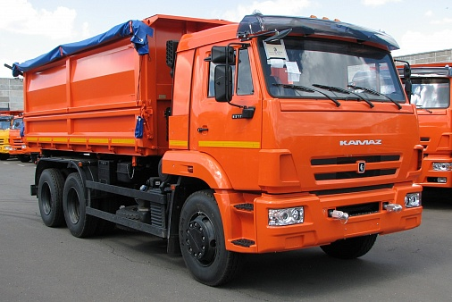 Самосвал KAMAZ-45144-23 (A4)