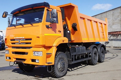 Самосвал KAMAZ-6522-43