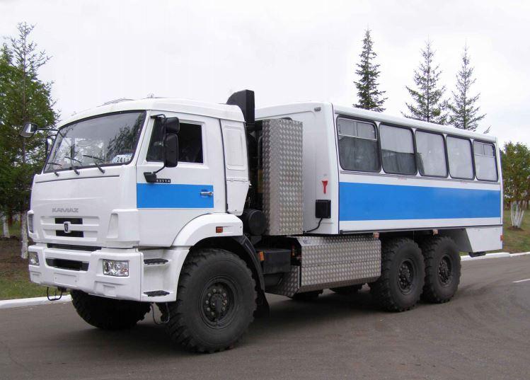 Автобус специальный НЕФАЗ-4208-10-4