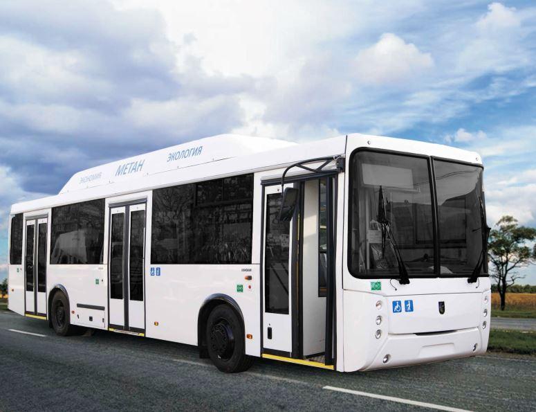 Городской полунизкопольный автобус 5299-30-31