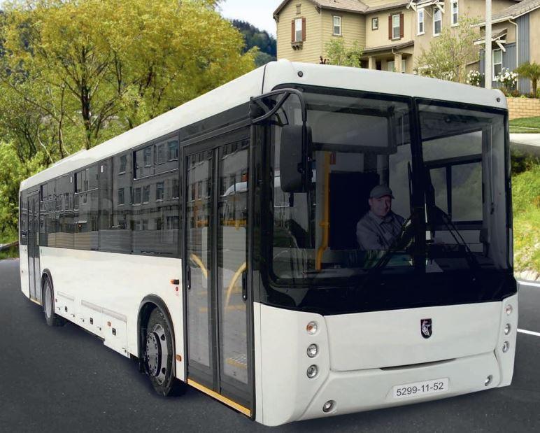 Пригородный автобус НЕФАЗ 5299-11-52