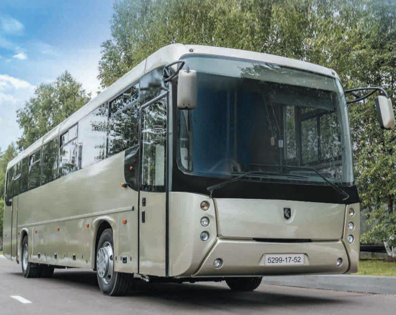 Междугородный автобус НЕФАЗ 5299-17-52