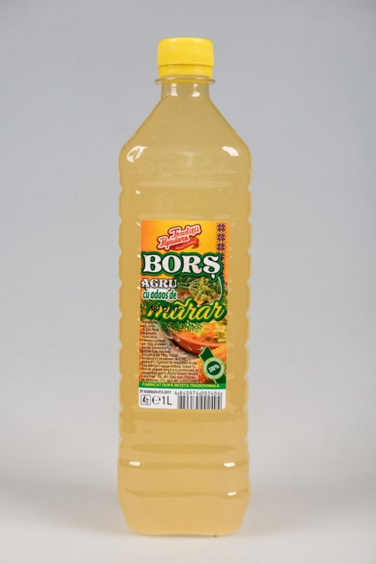 Квас кислый  1.0 литр, Bors Acru cu marar 1.0 litru