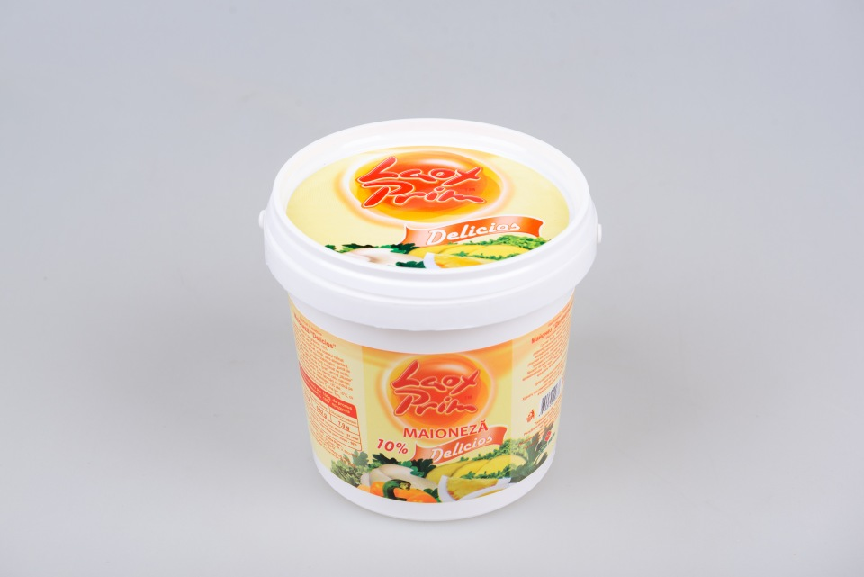 Mayonnaise to Delicious package 10% 870 g