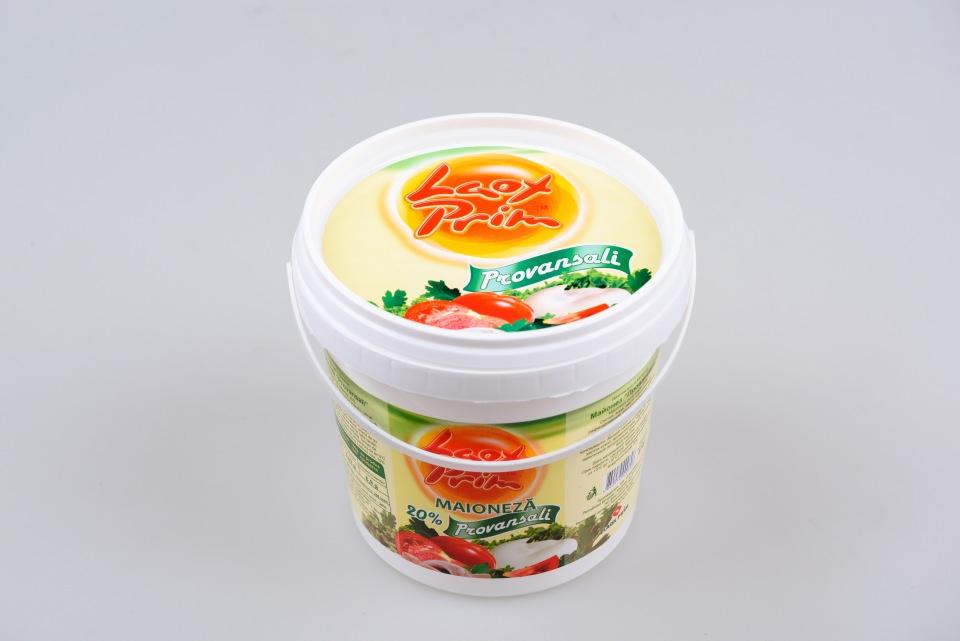 Paquete de mayonesa a delicioso 20% 870 g