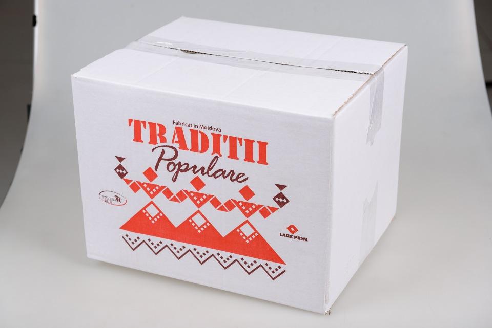 "Спрэд . 72.5% ""Traditii Populare"" 10 kg, Amestec de gr. veg. 72.5% Traditii Populare 10 kg"