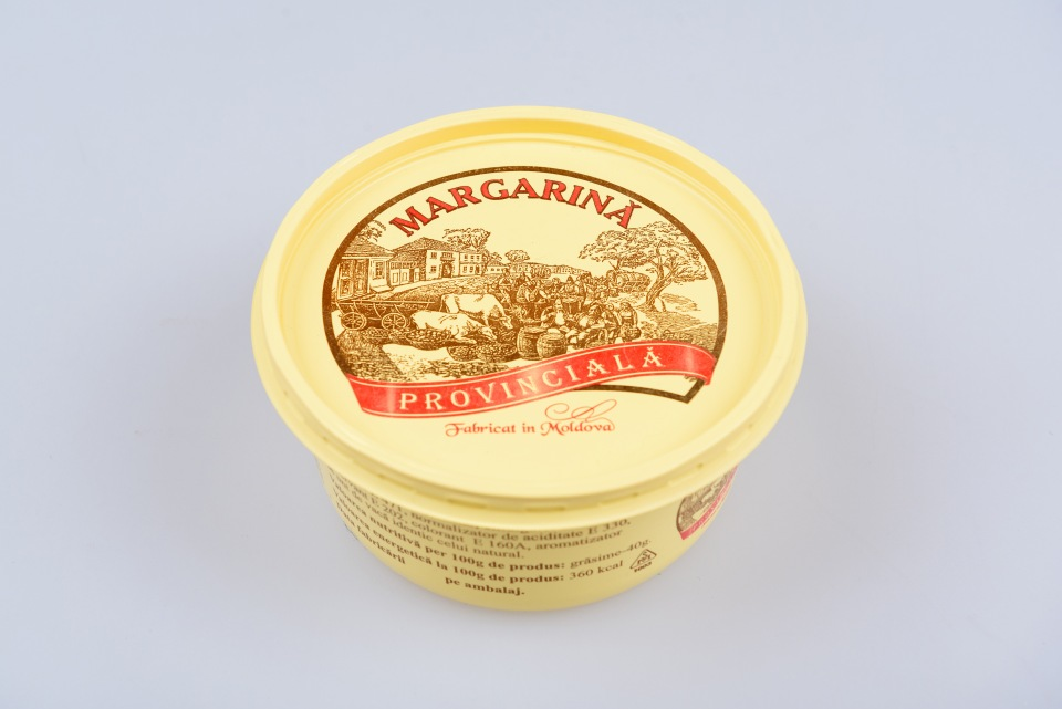 "Маргарин ""Provinciala"" 40%   500g, Margarina Provinciala 40%  plast. 500g"