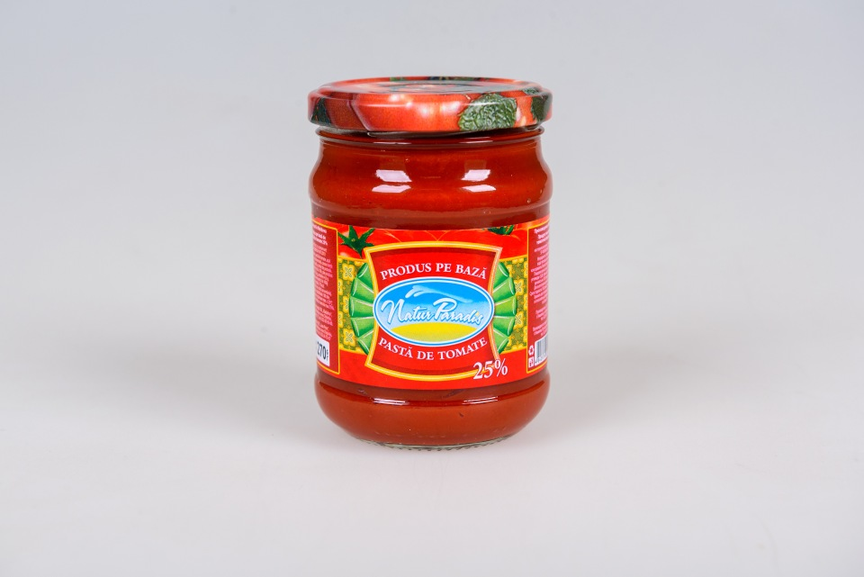 Buy Product pb of tomato paste 25%, 0.270kg