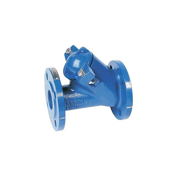 Купить Шаровой обратный клапан – чугун – фланцевый CBL3240