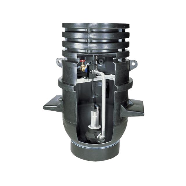 Купить Шахтные насосные станции для отвода сточных вод Wilo-DrainLift WS 1100