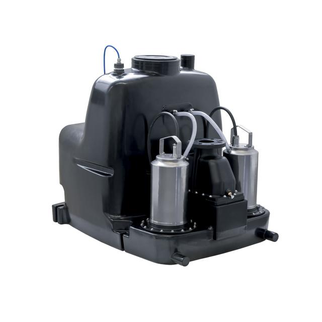 Купить Шахтные насосные станции для отвода сточных вод Wilo-DrainLift XL