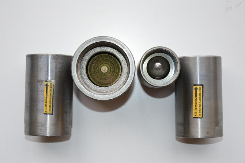 Термозапорные клапаны (К.Т.З)