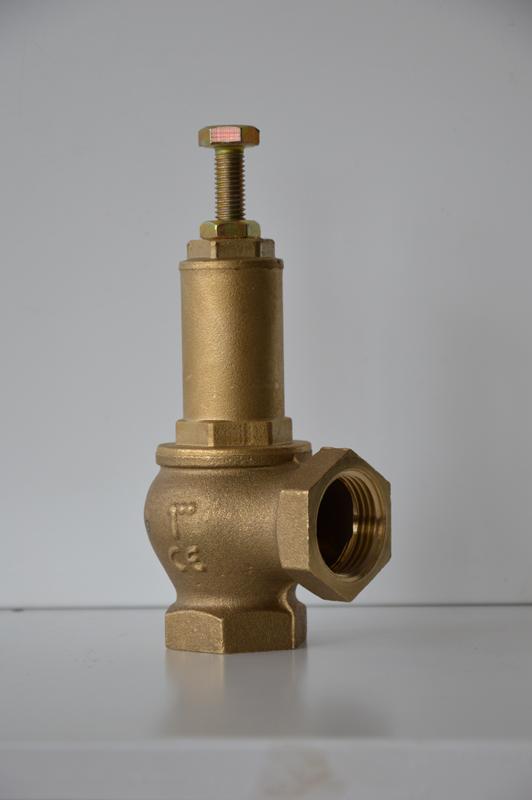 Предохранительные муфтовые клапана