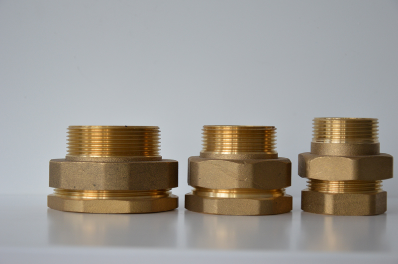 Buy American (ductile cast iron, bronze)