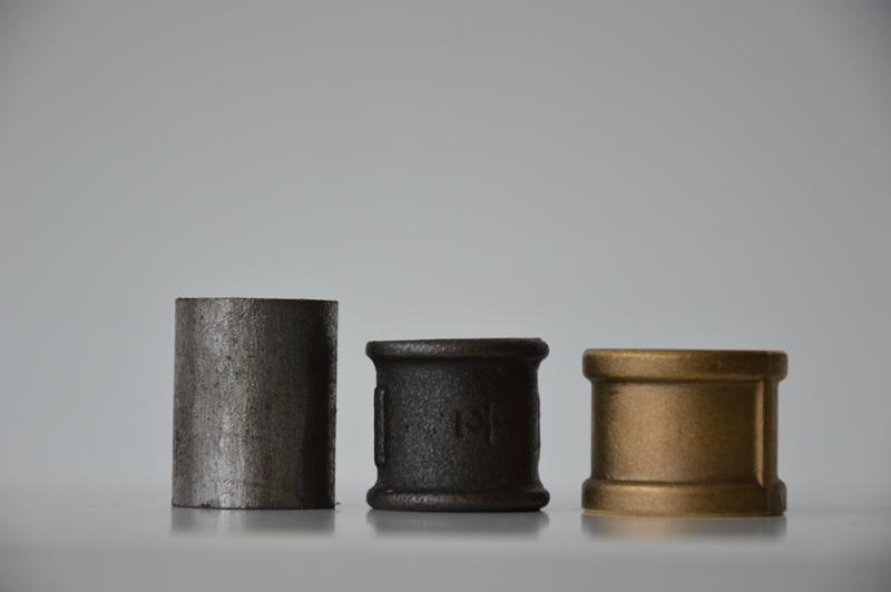 Купить Муфты (сталь, ковкий чугун, латунь)