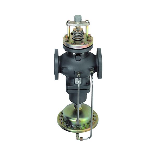 Купить Комбинированные регулирующие клапаны с автоматическим ограничением расхода AFQM / AFQM 6