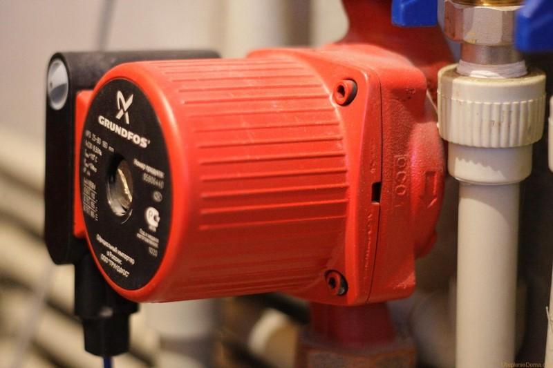 Buy Pumps for systems of heating