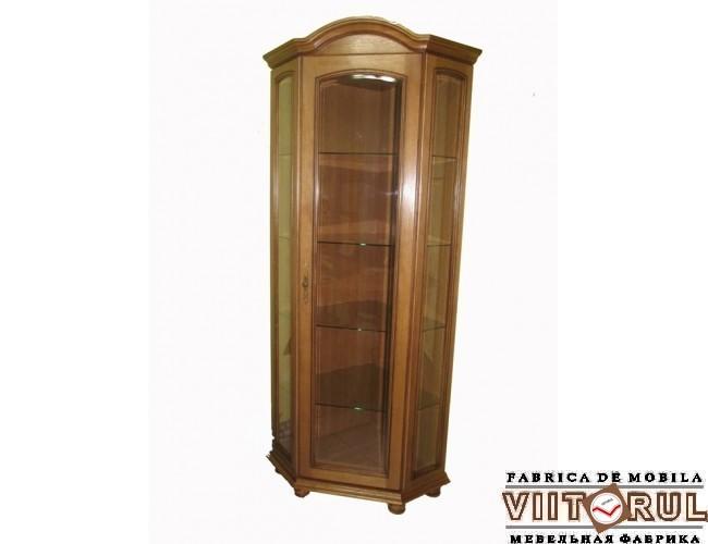 Купить Шкаф-витрина угловая Nr: 338