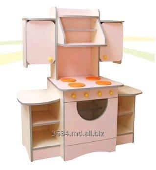 Детская игровая кухня Гелика 13817